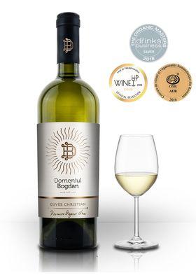 Domeniul Bogdan Organic Cuvee Christian