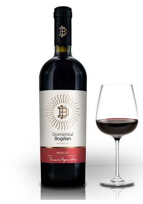 Domeniul Bogdan Organic Merlot