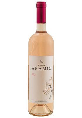 Crama Aramic Rose Pinot Noir