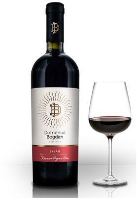 Domeniul Bogdan Organic Shyraz