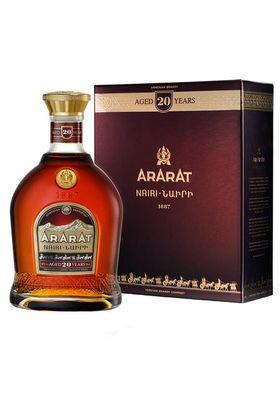 Ararat 20YO 0.7L - NAIRI